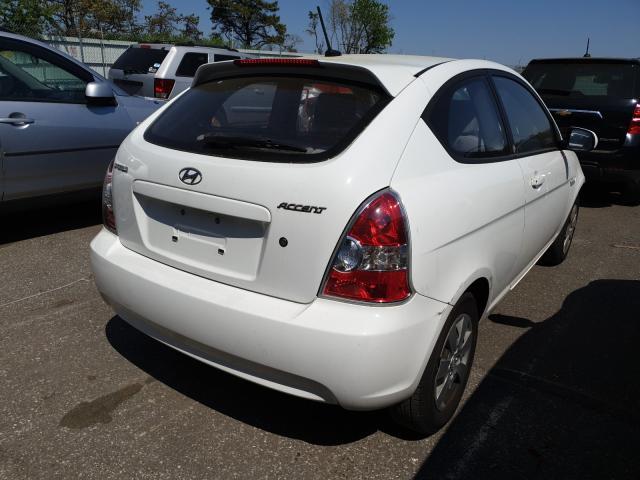 2011 HYUNDAI ACCENT GL KMHCM3AC8BU198555