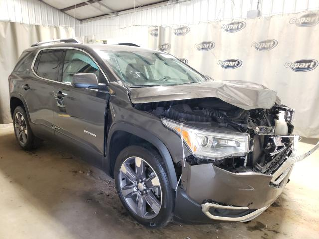 Salvage cars for sale from Copart Tifton, GA: 2019 GMC Acadia SLT