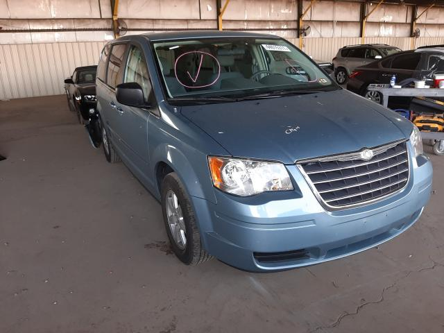 Vehiculos salvage en venta de Copart Phoenix, AZ: 2010 Chrysler Town & Country