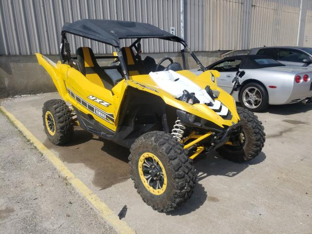 Salvage cars for sale from Copart Lawrenceburg, KY: 2016 Yamaha YXZ1000 SE