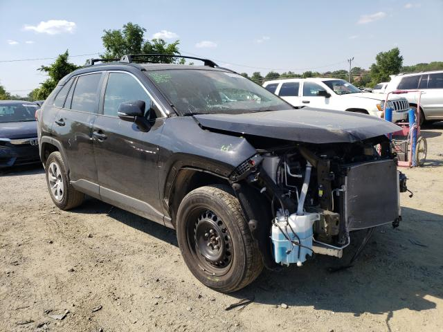 Salvage cars for sale at Baltimore, MD auction: 2019 Toyota Rav4 LE