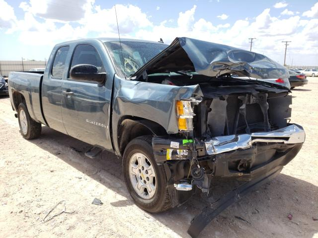 Salvage cars for sale from Copart Andrews, TX: 2009 Chevrolet Silverado