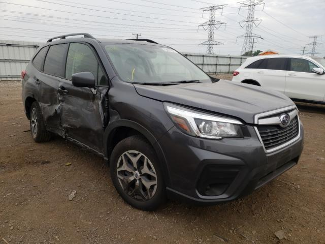 Salvage cars for sale from Copart Elgin, IL: 2020 Subaru Forester P