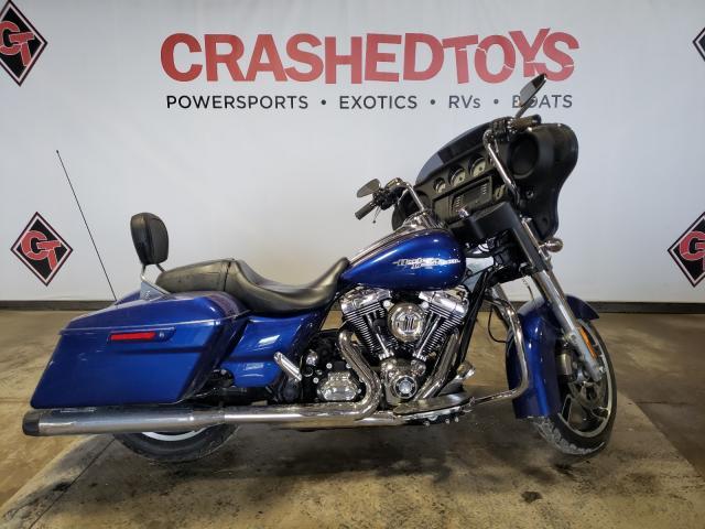 2015 Harley-Davidson Flhx Street for sale in Eldridge, IA