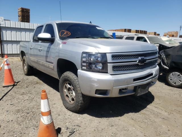 Salvage cars for sale from Copart Fresno, CA: 2013 Chevrolet Silverado