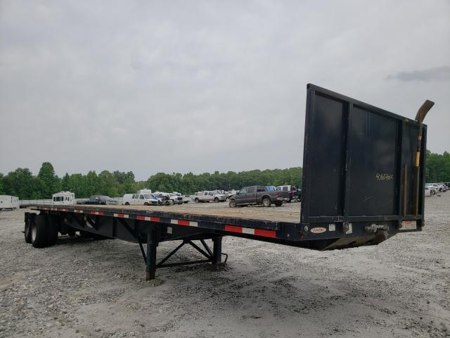 Salvage cars for sale from Copart Spartanburg, SC: 2018 Other Trailer