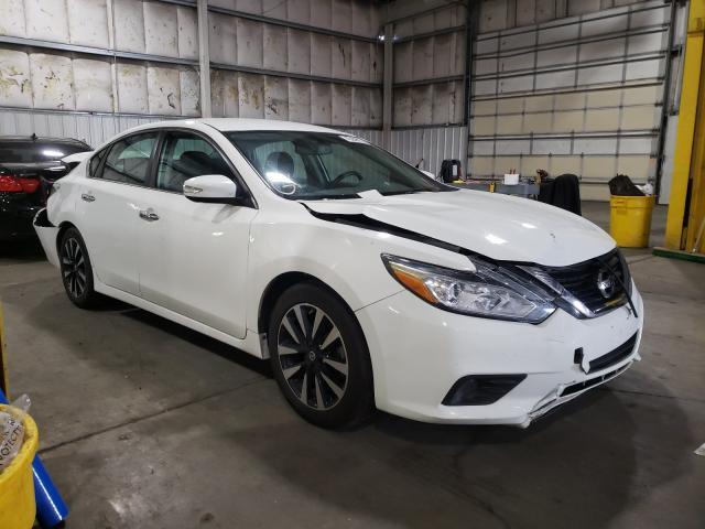 2018 Nissan Altima 2.5 en venta en Woodburn, OR