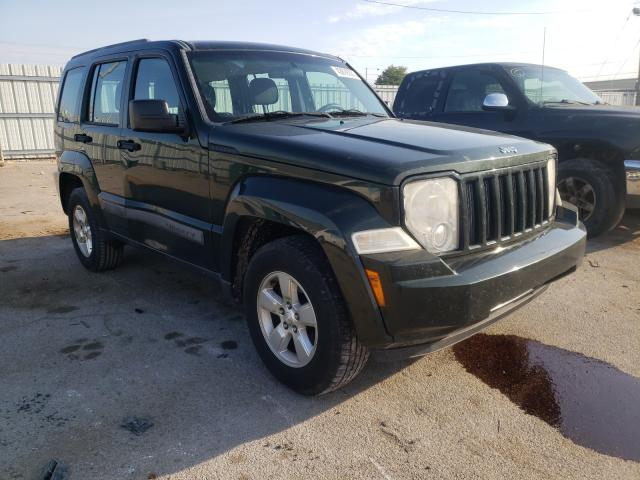 Salvage cars for sale from Copart Lexington, KY: 2011 Jeep Liberty SP