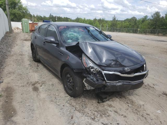 KIA Optima salvage cars for sale: 2011 KIA Optima