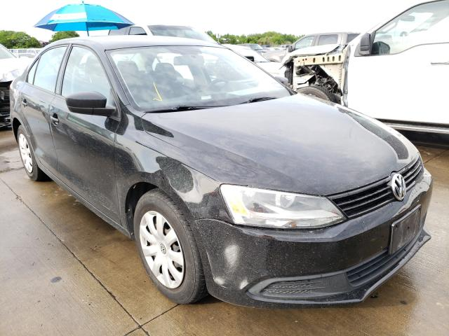 Salvage cars for sale from Copart Grand Prairie, TX: 2012 Volkswagen Jetta Base