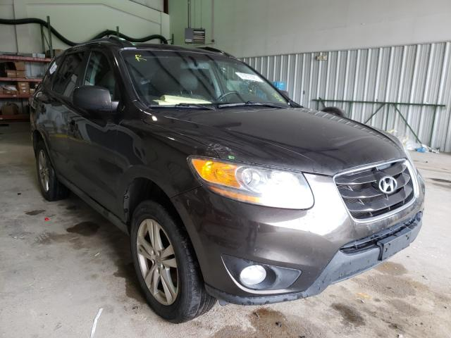 Salvage cars for sale from Copart Florence, MS: 2011 Hyundai Santa FE S