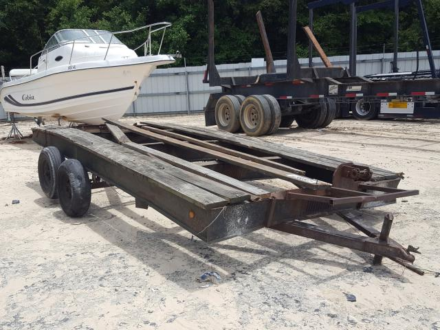 Salvage cars for sale from Copart Midway, FL: 2003 Utility Trailer