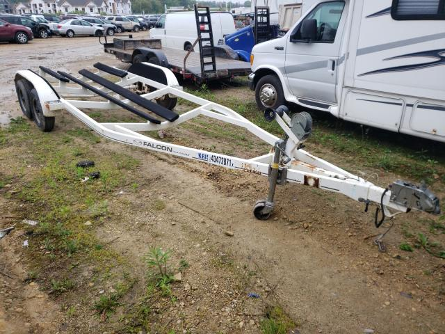 Salvage cars for sale from Copart Madison, WI: 1996 Eagle Trailer
