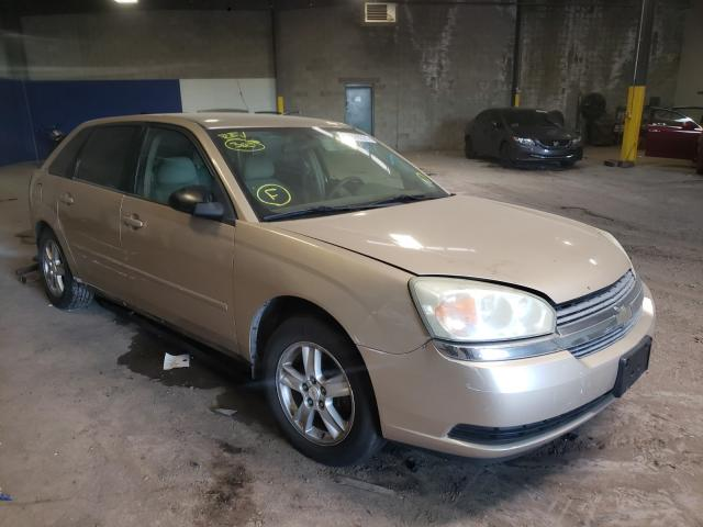 Salvage cars for sale from Copart Chalfont, PA: 2004 Chevrolet Malibu Max