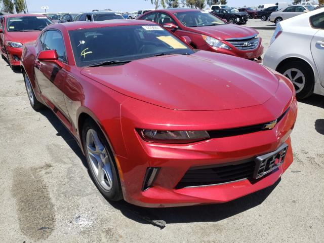 Muscle Cars for sale at auction: 2017 Chevrolet Camaro LT