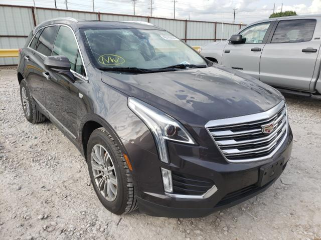 2017 Cadillac XT5 Luxury for sale in Haslet, TX