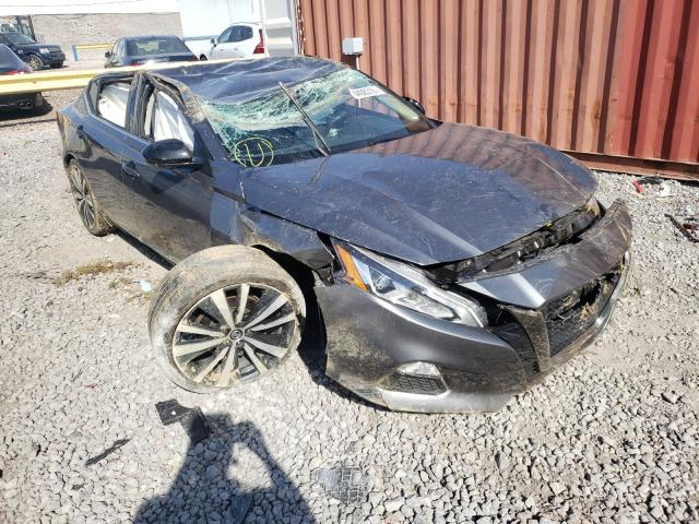 Salvage cars for sale from Copart Hueytown, AL: 2020 Nissan Altima SR