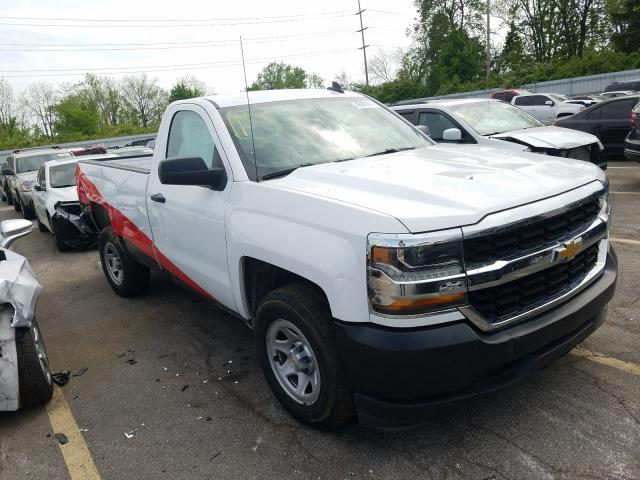 Salvage cars for sale from Copart Fort Wayne, IN: 2017 Chevrolet Silverado