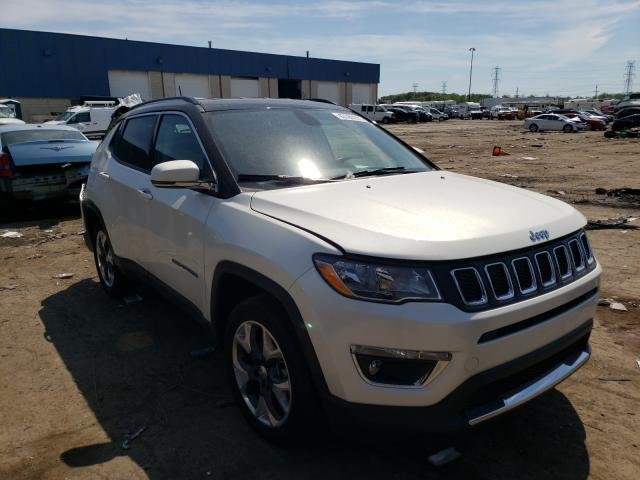 Jeep salvage cars for sale: 2020 Jeep Compass LI