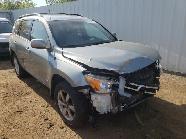 Salvage cars for sale from Copart Columbia Station, OH: 2007 Toyota Rav4 Limited