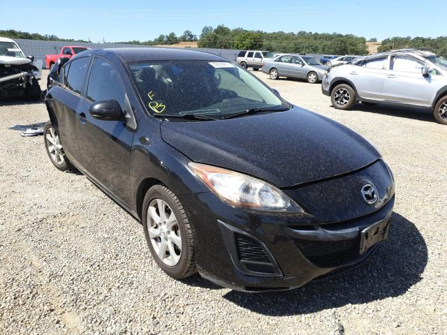 Salvage cars for sale from Copart Anderson, CA: 2011 Mazda 3 I