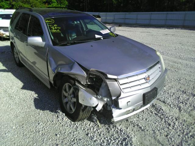 Cadillac Vehiculos salvage en venta: 2008 Cadillac SRX