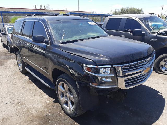 Vehiculos salvage en venta de Copart Las Vegas, NV: 2018 Chevrolet Tahoe C150