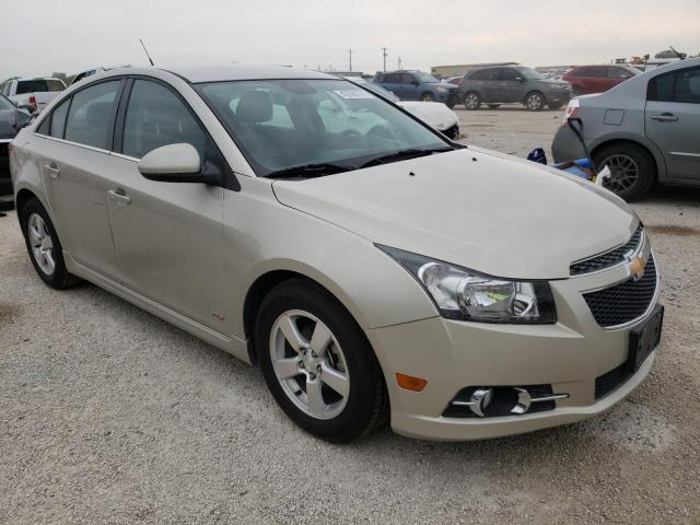 Salvage cars for sale from Copart San Antonio, TX: 2014 Chevrolet Cruze LT