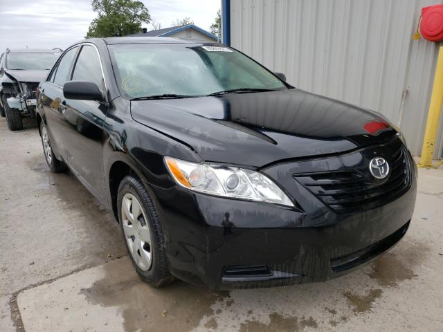 Salvage cars for sale from Copart Sikeston, MO: 2007 Toyota Camry CE