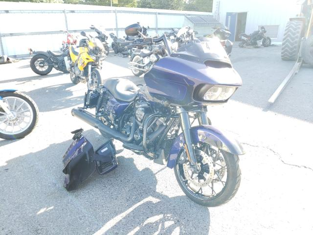Salvage cars for sale from Copart Sacramento, CA: 2020 Harley-Davidson Fltrxs