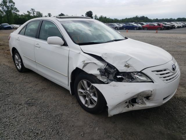 Salvage cars for sale from Copart Lumberton, NC: 2007 Toyota Camry LE
