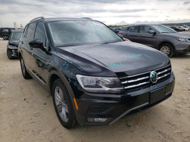 2021 Volkswagen Tiguan SE en venta en New Braunfels, TX