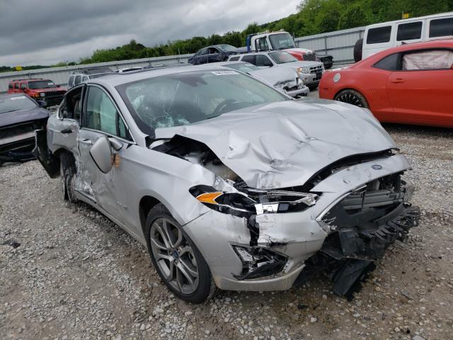 Carros híbridos a la venta en subasta: 2019 Ford Fusion Titanium