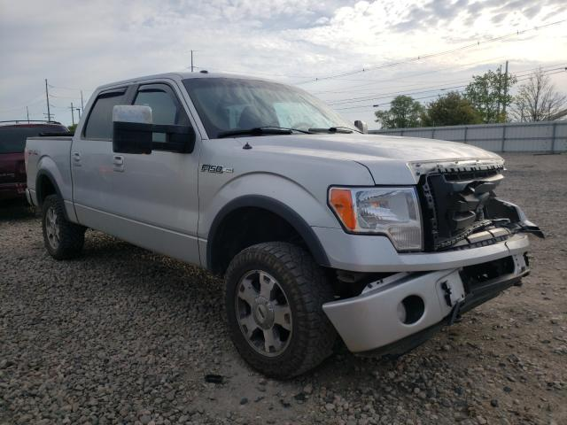 Salvage 2010 FORD F-150 - Small image. Lot 43572691
