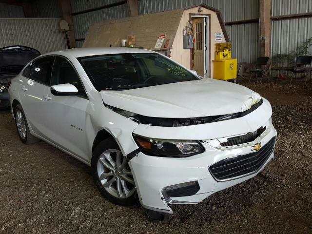 Salvage cars for sale from Copart Houston, TX: 2018 Chevrolet Malibu LT