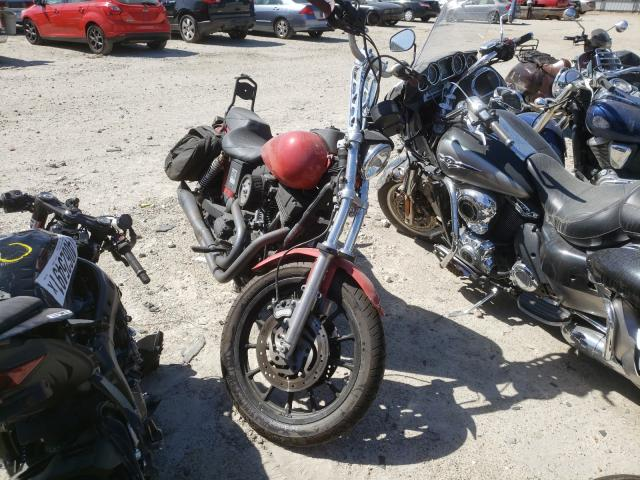 Salvage motorcycles for sale at Hampton, VA auction: 2000 Harley-Davidson Fxdx