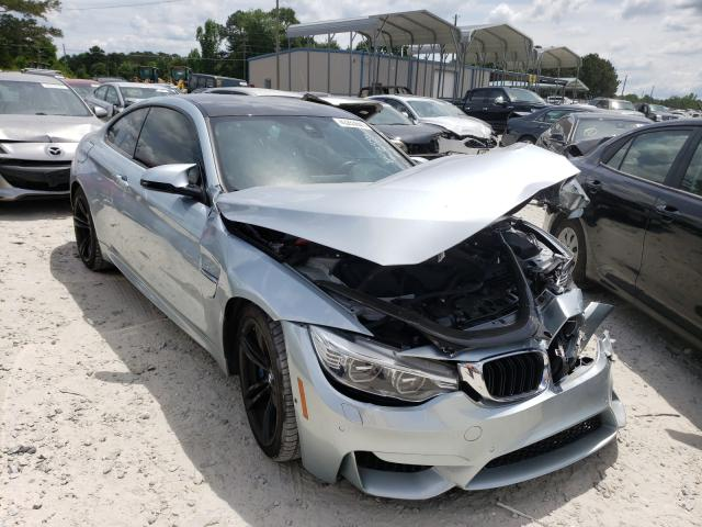 Salvage cars for sale from Copart Loganville, GA: 2015 BMW M4