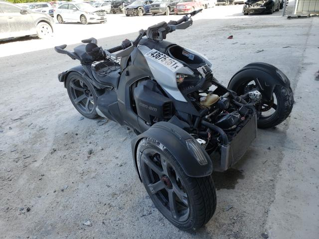 Salvage cars for sale from Copart Homestead, FL: 2019 Can-Am Ryker