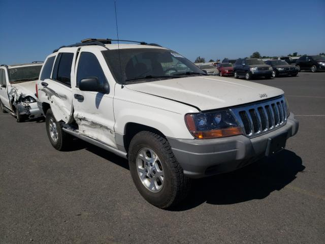Salvage cars for sale from Copart Sacramento, CA: 1999 Jeep Grand Cherokee