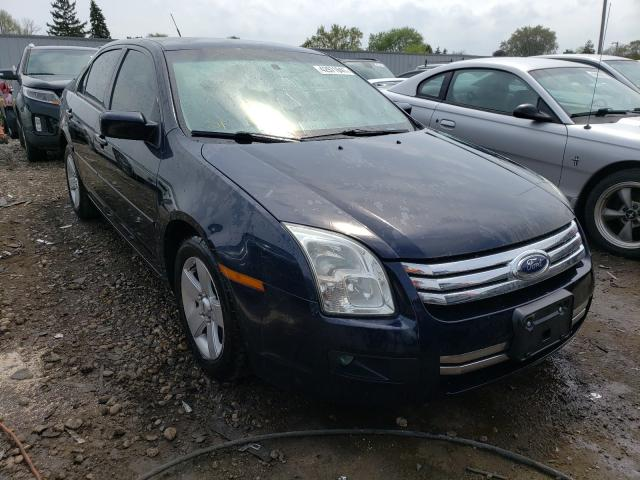 Salvage cars for sale from Copart Cudahy, WI: 2008 Ford Fusion SE