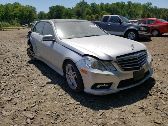 Salvage cars for sale from Copart Waldorf, MD: 2011 Mercedes-Benz E 350 4matic