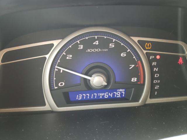 2010 HONDA CIVIC EX 19XFA1F82AE003579