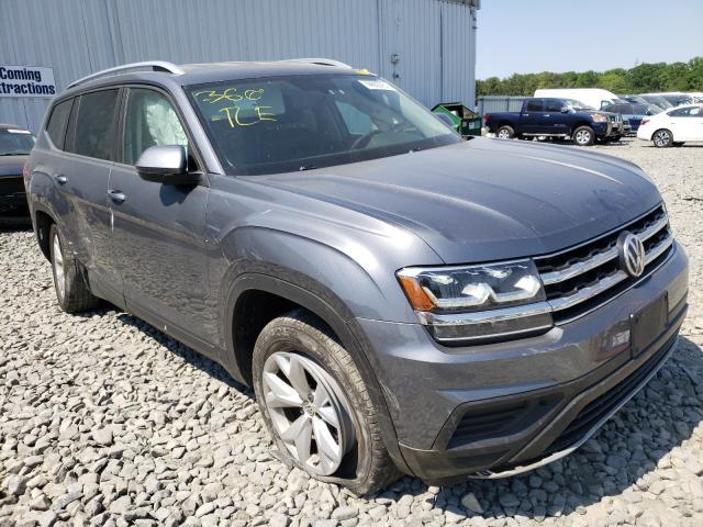 Vehiculos salvage en venta de Copart Windsor, NJ: 2019 Volkswagen Atlas S