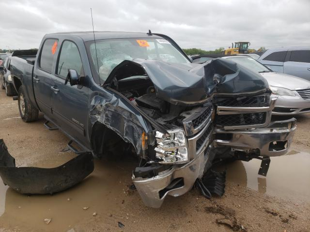 Salvage cars for sale from Copart Temple, TX: 2012 Chevrolet Silverado