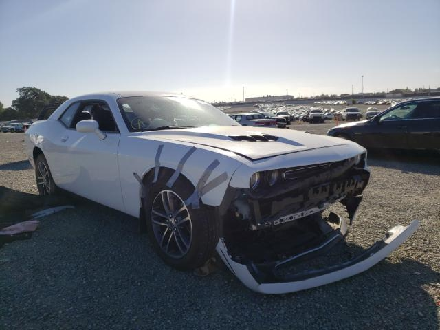 Salvage cars for sale from Copart Antelope, CA: 2018 Dodge Challenger