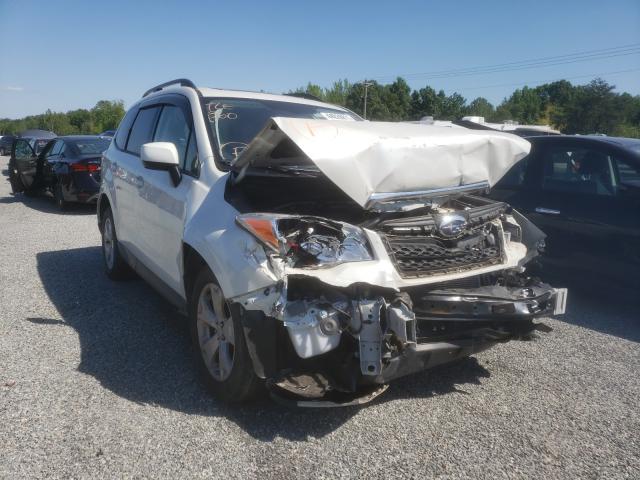Vehiculos salvage en venta de Copart Fredericksburg, VA: 2015 Subaru Forester 2