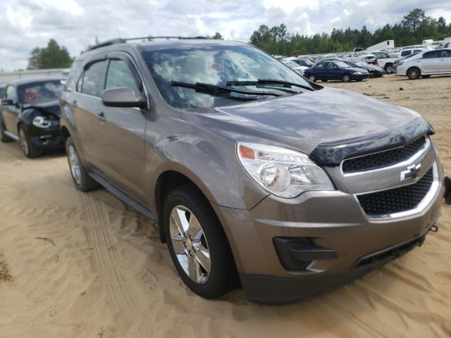 2012 Chevrolet Equinox LT en venta en Gaston, SC