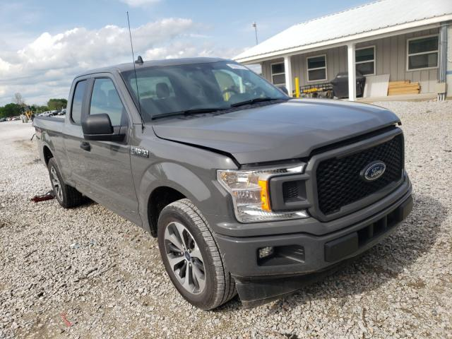 Salvage cars for sale from Copart Prairie Grove, AR: 2020 Ford F150 Super