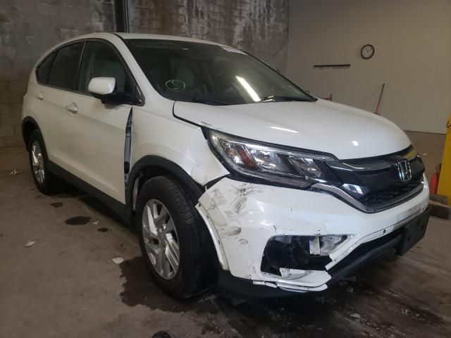 Salvage cars for sale from Copart Chalfont, PA: 2016 Honda CR-V EX