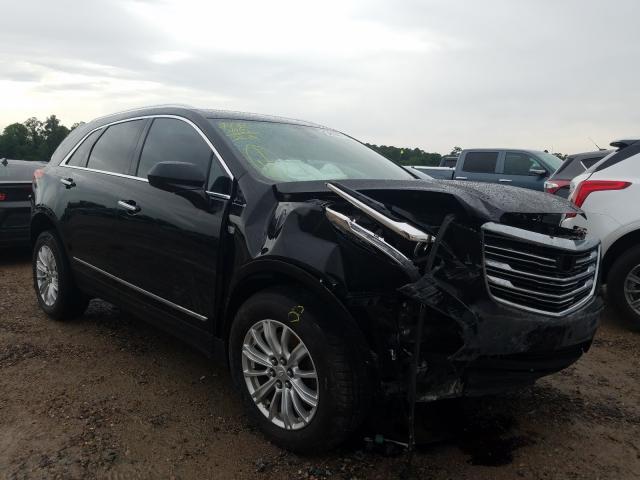 Cadillac salvage cars for sale: 2018 Cadillac XT5